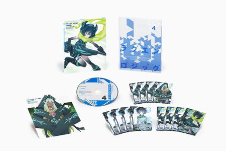ラクエンロジック Blu-ray Vol.4 展開写真